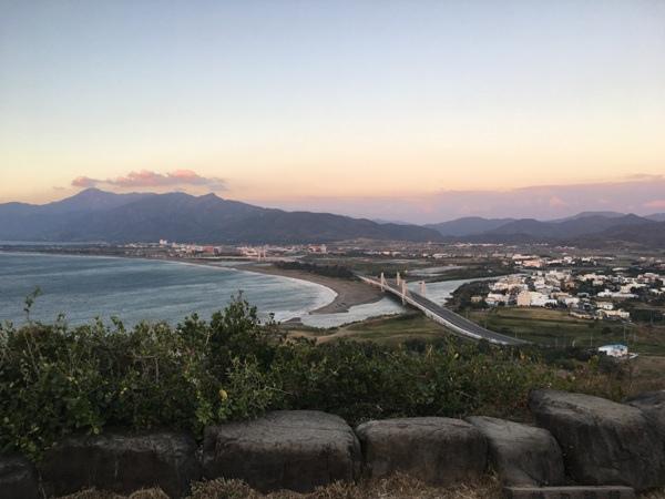 2017墾丁(1)_車城龜山看夕陽