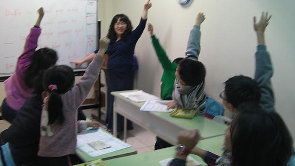one ywo three raise your hand.JPG