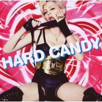 madonna - Hard Candy專輯封面