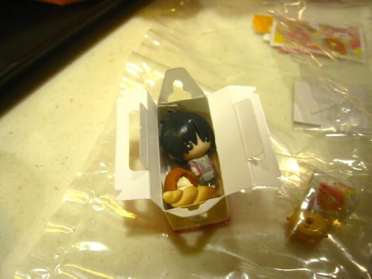 盒子裡的Shinn