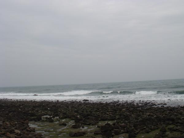 洋荳子‧海岸