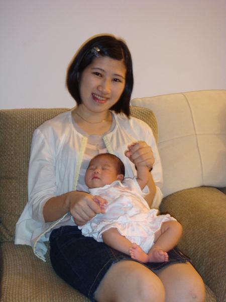 妍媽與妍妍