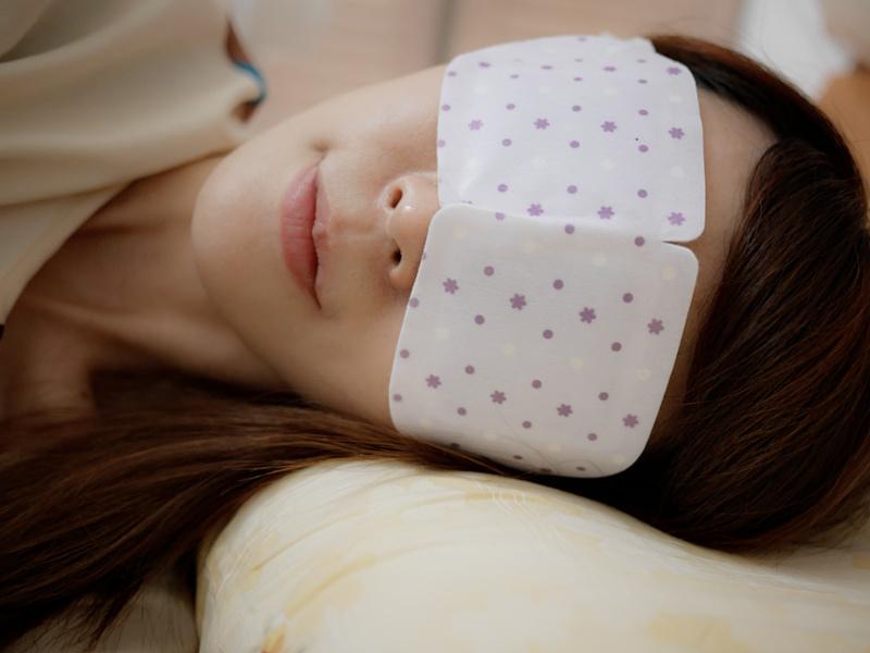 明妃 蒸氣眼罩
