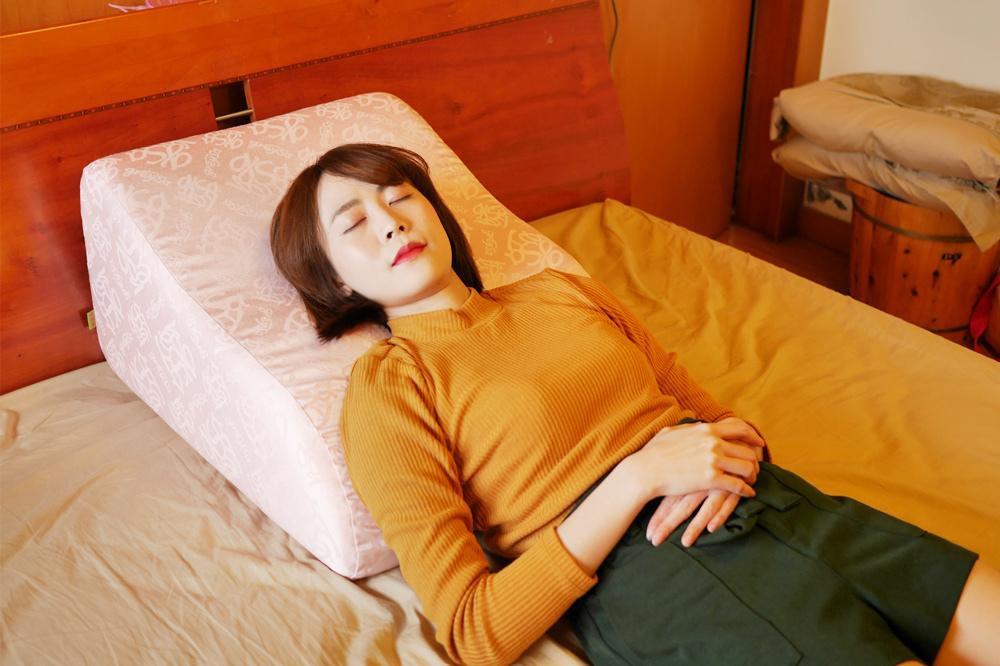 格蕾莎抬腿枕