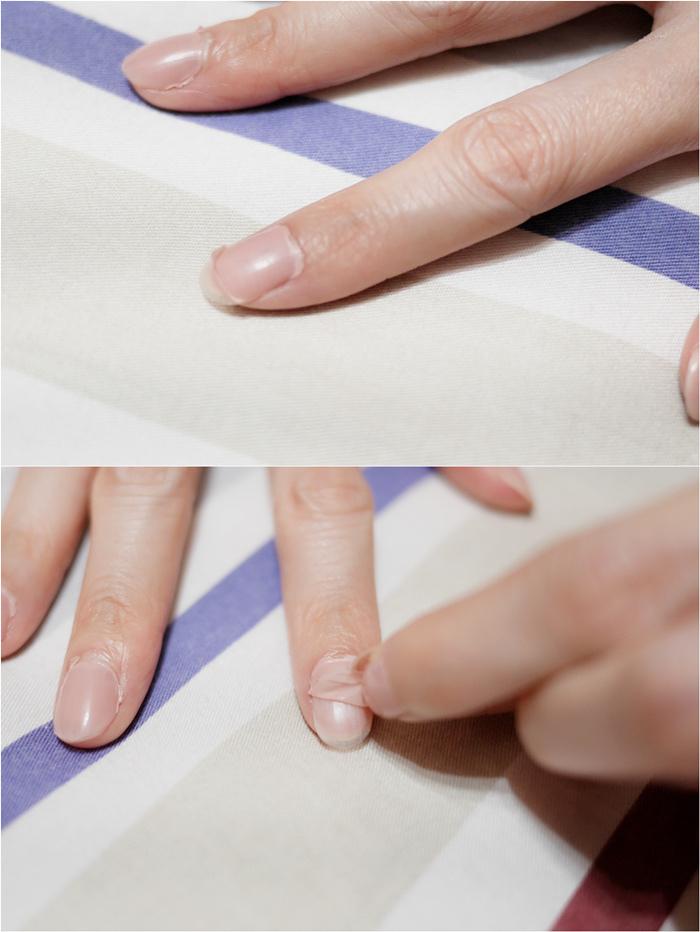 指彩。新品試色 ♥《MILD%5CS曼思》水性可剝健康指彩 ♥ 色澤超粉嫩~喜歡這種不刺鼻又不用去光水就能輕鬆卸甲的指彩!