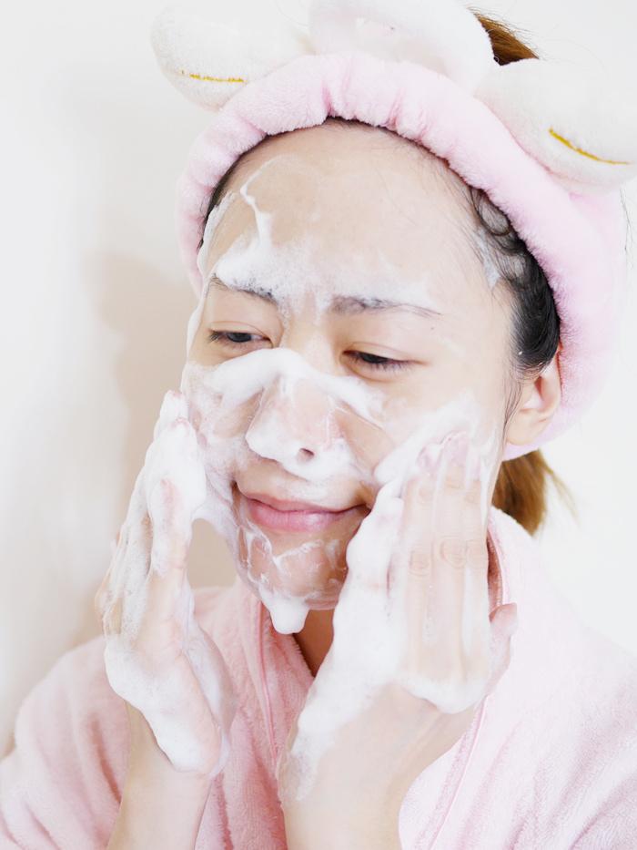 清潔力強洗面乳推薦