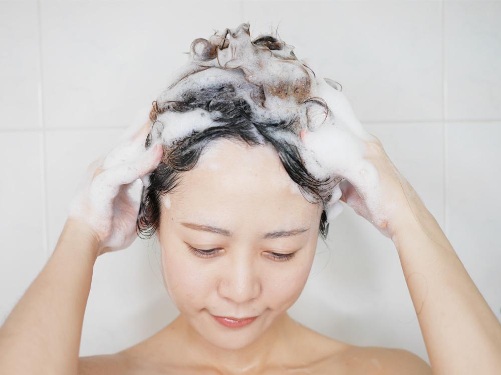蓬鬆感洗髮精