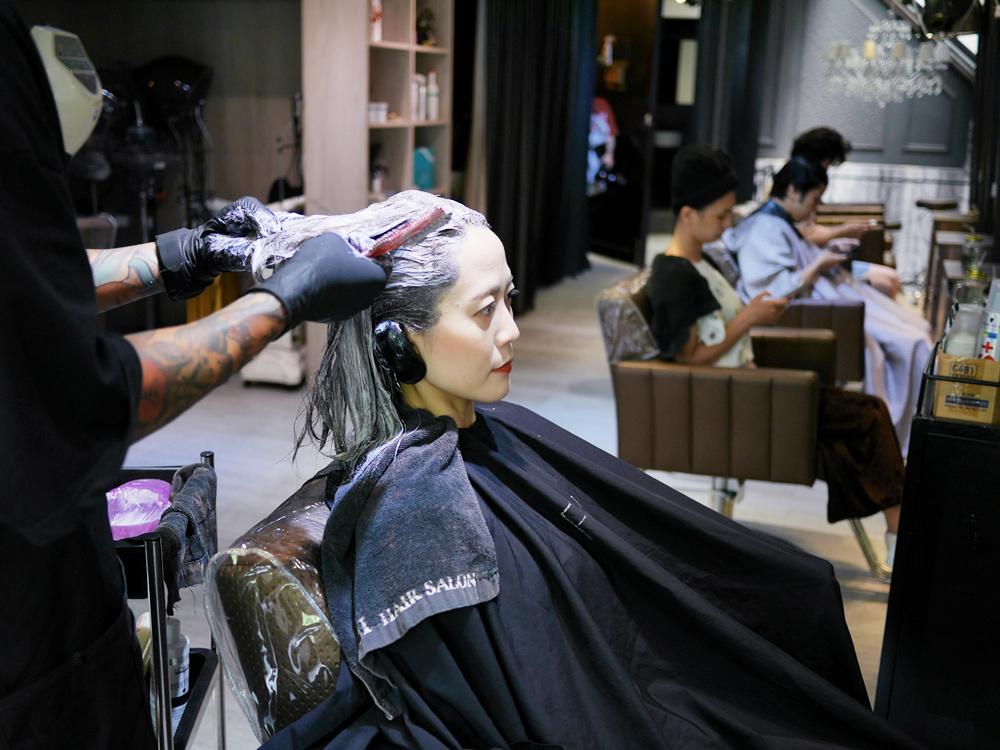 中山站髮廊推薦