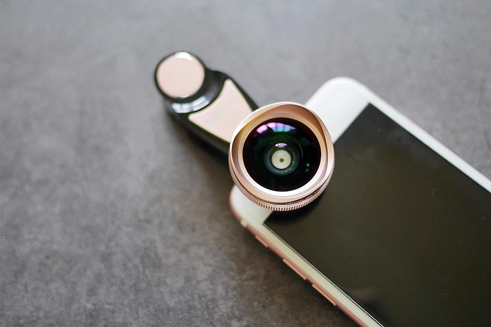 畢丁選物手機鏡頭評價