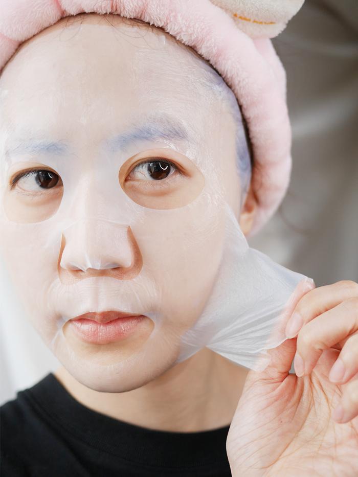 【生物纖維面膜推薦】超好用又親膚的♥BD貝拉朵娜♥藍銅胜肽生物纖維面膜&藍銅胜肽精華液~