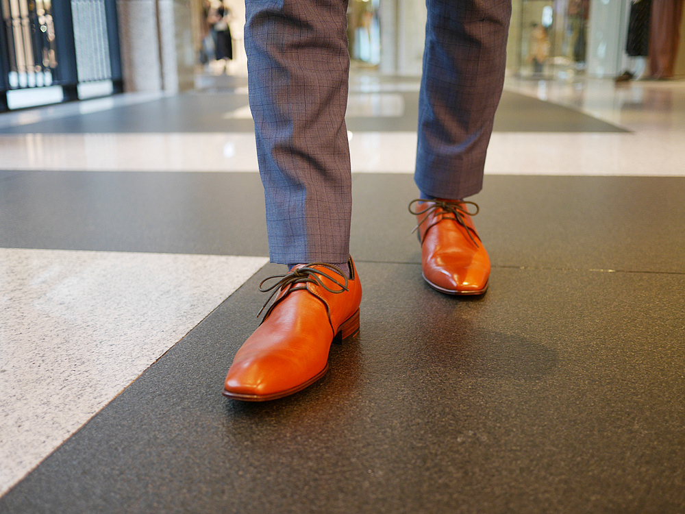 男皮鞋平價