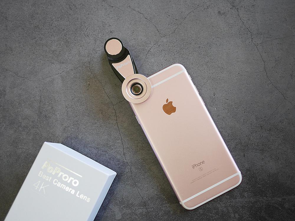 手機微距鏡頭