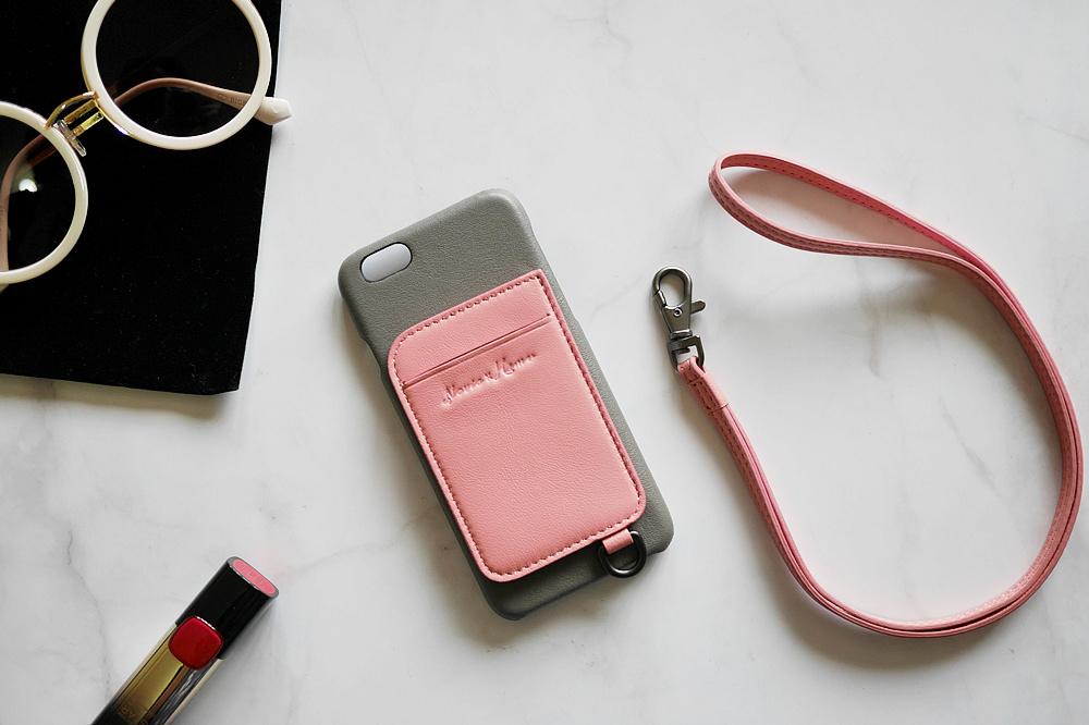 【手機殼推薦%2F手機皮套推薦】Patina leather goods %26; bespoke真皮手機背殼掛繩組,總算幫我的iPhone手機換上質感皮革衣囉~