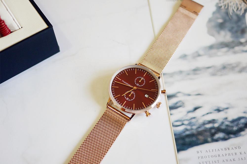 希奧朵拉手錶評價