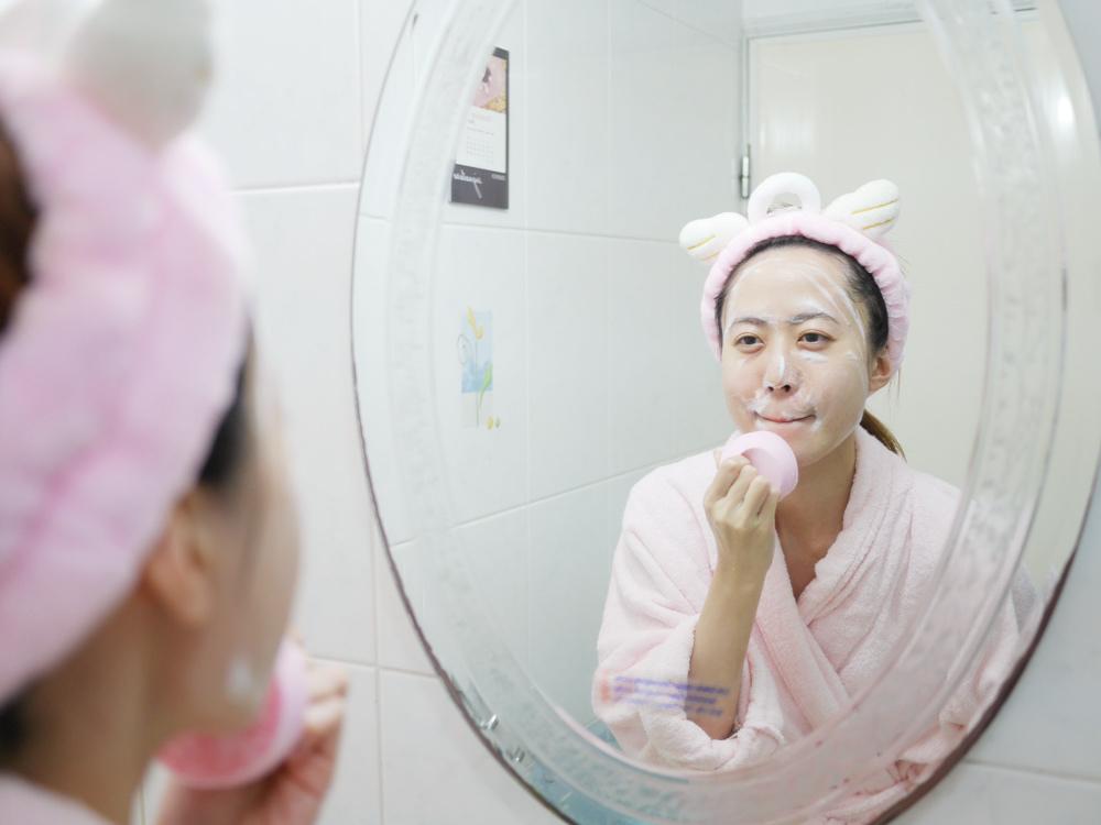 溫感洗臉機