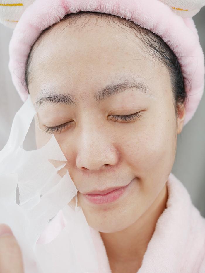 乾肌保濕面膜推薦