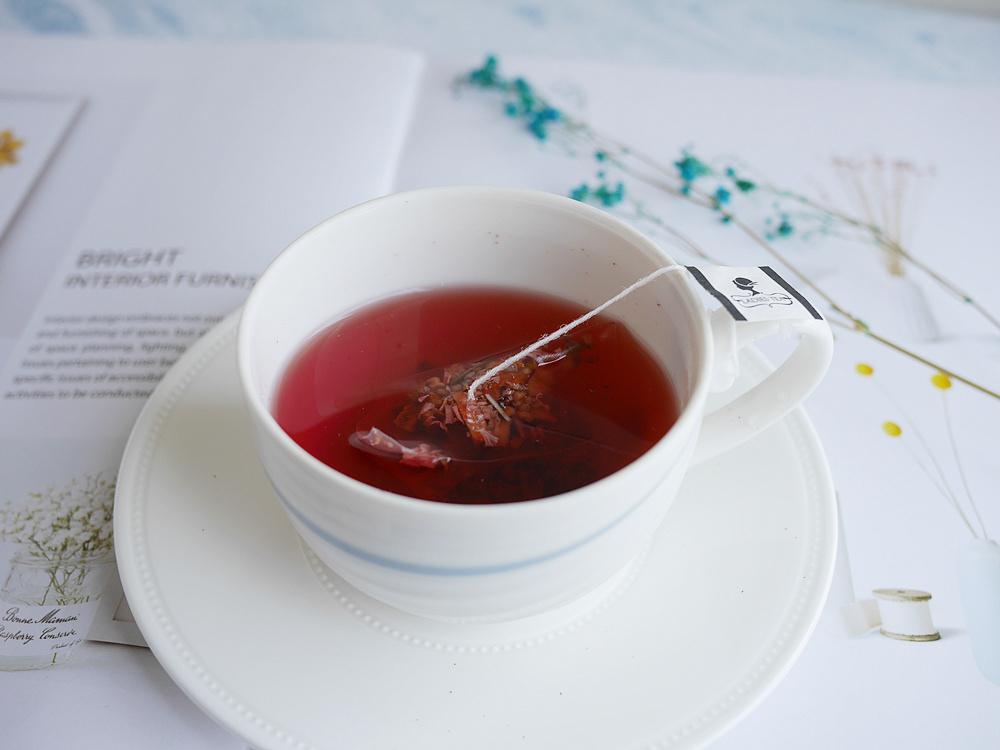 洛神玫瑰茶