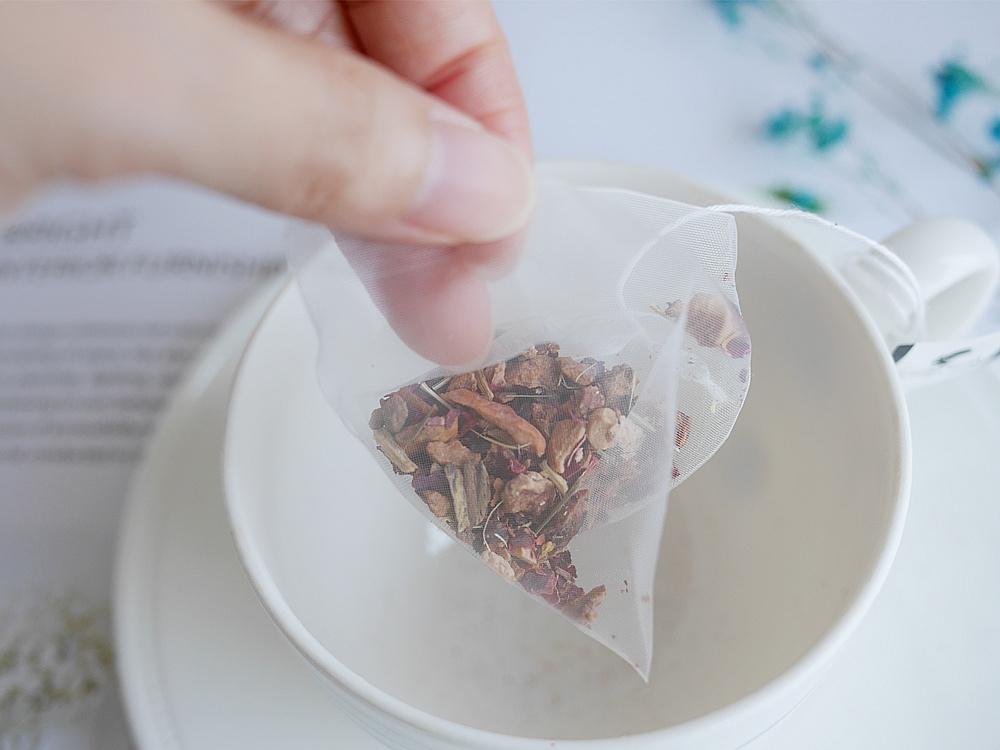 玫瑰花草茶