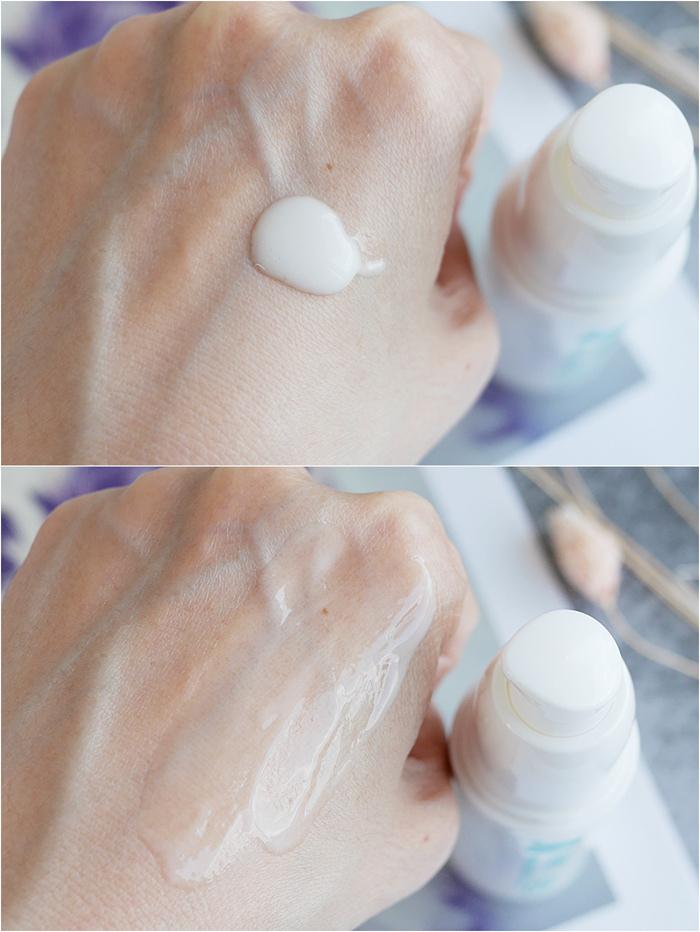 夏天超適合用的清爽保濕乳液推薦!QYEN巧研x精靈植粹修護乳 ▎極度清爽水感的質地兼具保濕滋潤度,油肌必看!