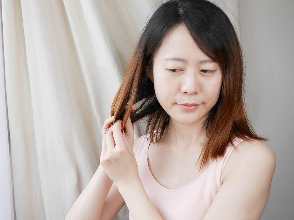 免沖洗護髮