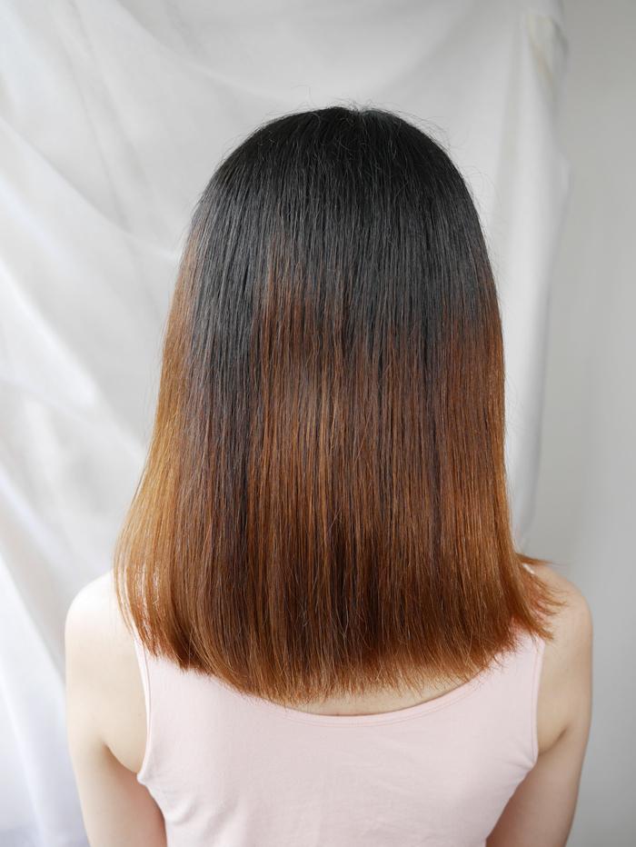 燙髮後護髮產品