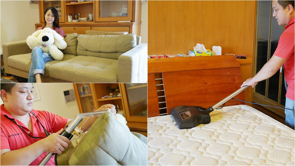 什麼!?你家的床墊跟布沙發從來沒清洗過?!快找【彩虹機器清潔工坊】到府清潔吧~洗床墊推薦%2F床墊清洗推薦%2F布沙發清潔推薦