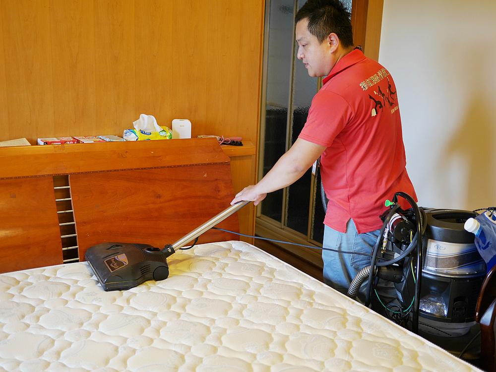 洗床墊吸塵器