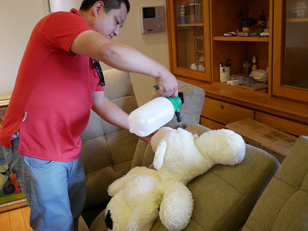 布沙發乾洗劑推薦
