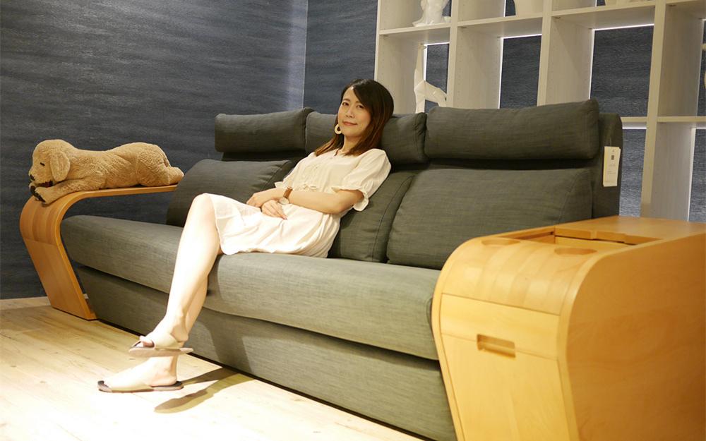 【可拆洗沙發】小寶優居◆太空沙發◆結合杯架、充電插座、置物櫃且兼具舒適度的多功能沙發推薦!!!