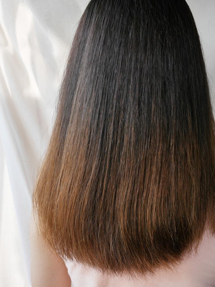 【免沖洗護髮】蛋殼北北◆ink水漾髮鍵修護護髮霜◆髮尾輕盈柔順不糾結~