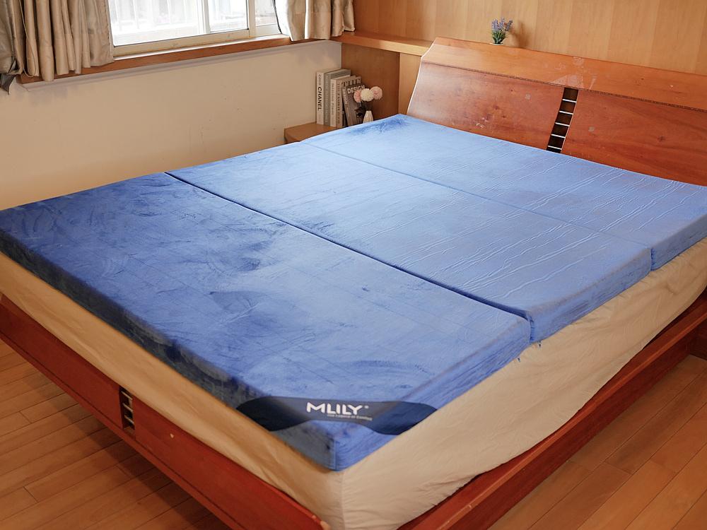 薄床墊雙人