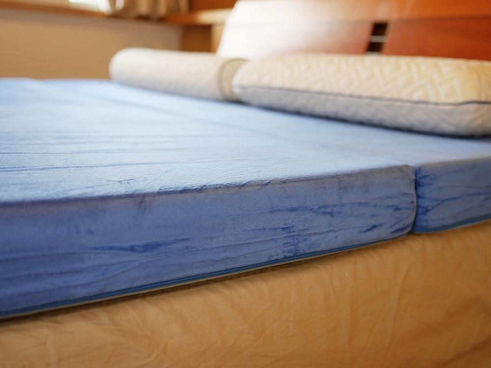 三折床墊雙人