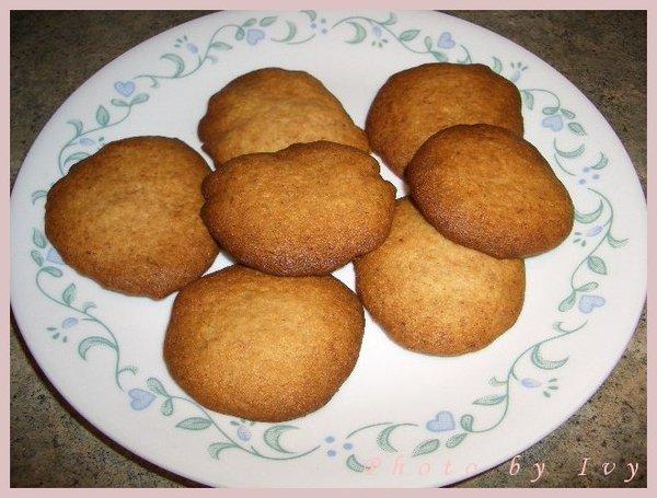 阿華田餅乾