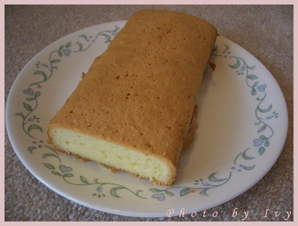 戚風蛋糕1