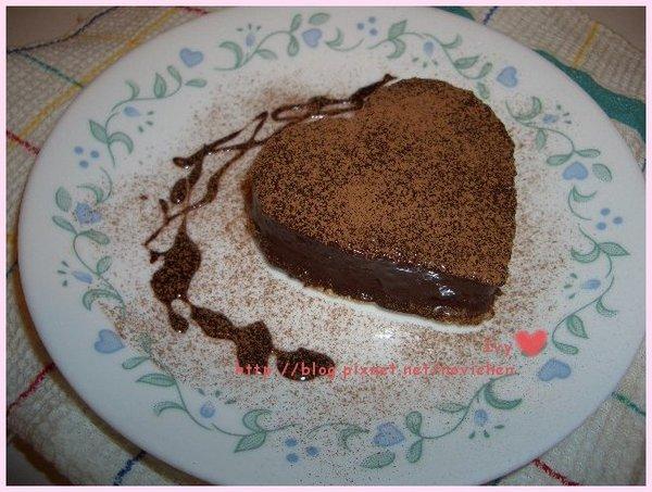 甜心巧克力蛋糕