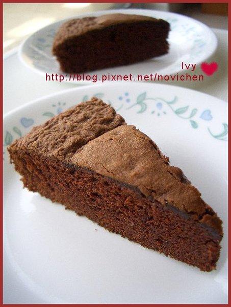 (4) Cakey Brownie 1