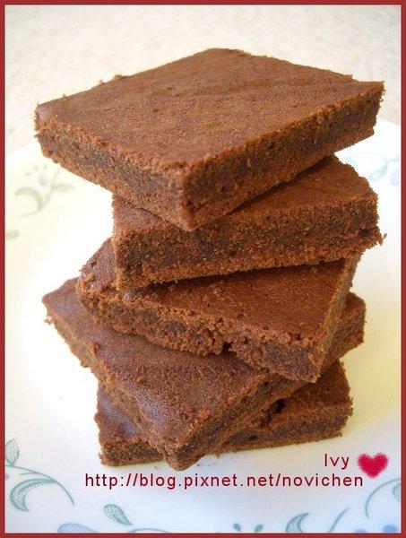 (5) Fudgy Brownie 1