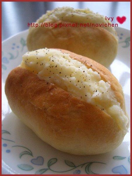 馬鈴薯沙拉麵包