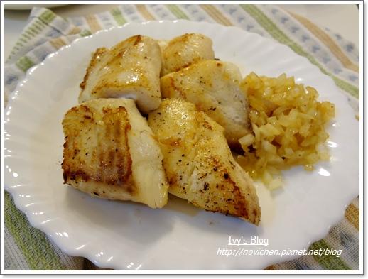 黑松露奶香鯛魚