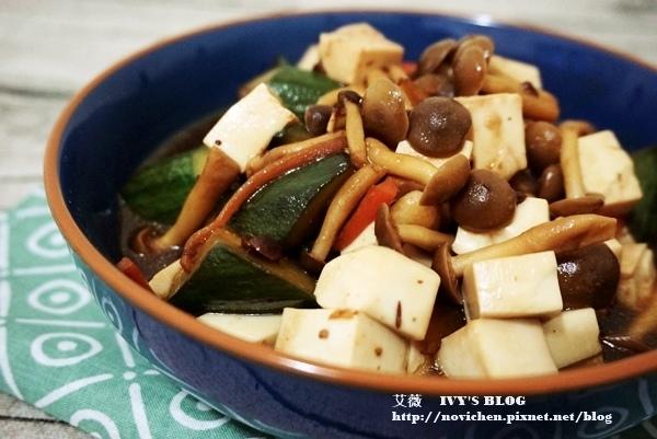 鴻喜菇燴豆腐_1.JPG
