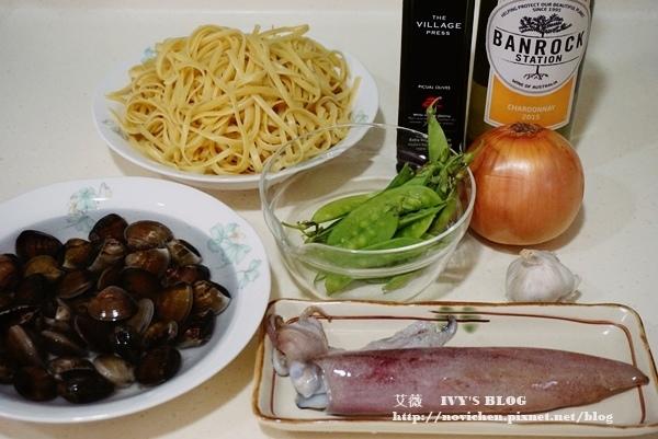 蒜味海鮮義大利麵_2.JPG