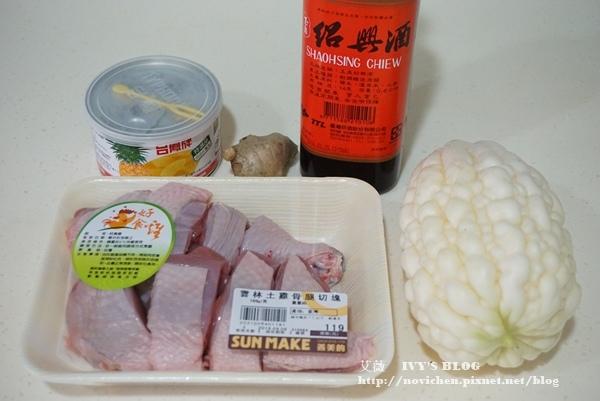 鳳梨苦瓜雞湯_2.JPG