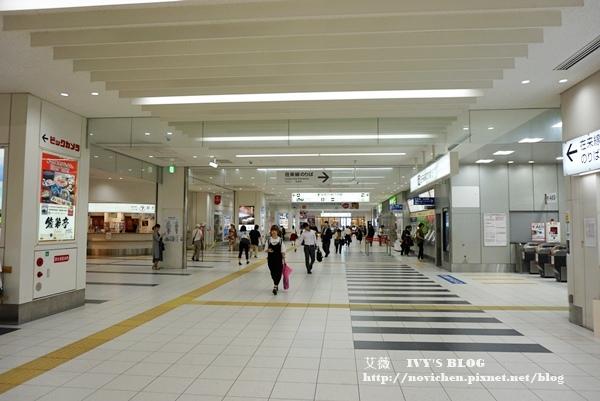 鹿兒島中央站Amu Plaza_3.JPG