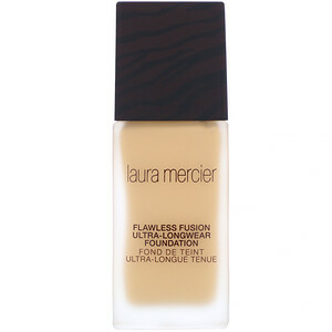 Laura Mercier, 至臻超長效持妝親膚粉底液-請記得使用iHerb折扣碼CTB3575