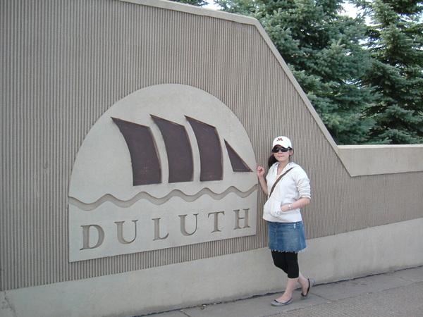 Duluth城市名字