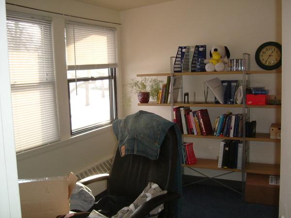 書房 workspace