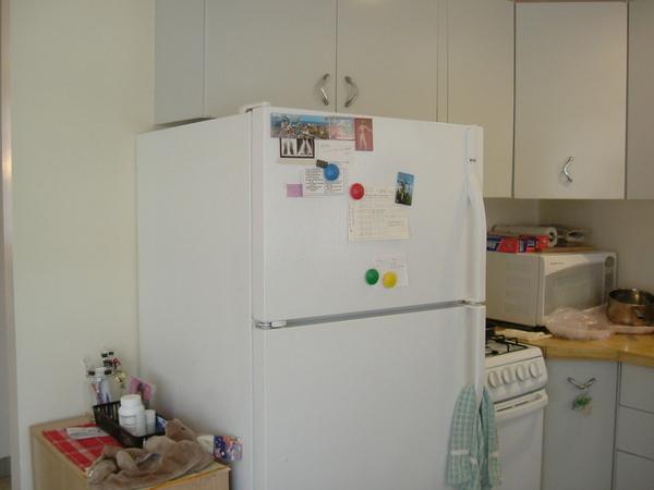 冰箱瓦斯爐