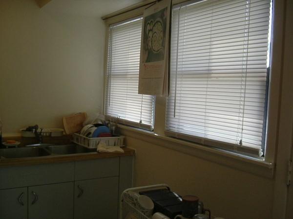 廚房的窗戶