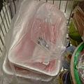特地買了四盒肉,因為烤肉季節所以半價