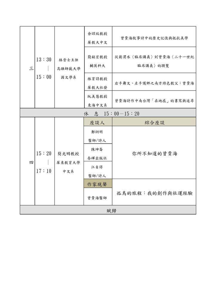2013第三屆屏東文學學術研討會議程表1014_頁面_2